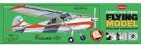 Cessna 170 Guillow Flying Balsa Model Kit 302 LC Science Fair Project Plane Gift Toys