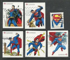Canada-2013-Superman-Set-used
