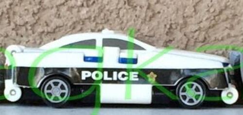 Passe Ban Blanc Au Plastique Et Voov Voiture Police Daila iuZXOPk