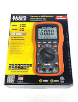 Klein Tools Mm6000 Electrician's/hvac Multimeter True Rms Made In The Usa