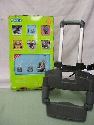Brica Roll N Go Car Seat Transporter Baby Airport Infant