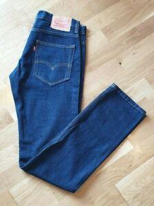 NUOVO-LEVI-039-S-Da-Uomo-510-tutte-le-stagioni-Jeans