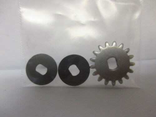 USED SHIMANO REEL PART Spool Support /& Washers Shimano Baitrunner 12000D