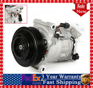 A//C Compressor W//Cluth 2013 2014 2015 For Nissan Sentra 1.8L