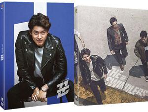 Los-estafadores-Blu-ray-DVD-Slip-Case-Edition-coreano-2018