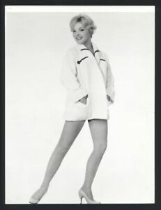 1960 RUTA LEE Leggy Showgirl Vintage Original Photo FUNNY