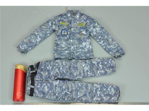 DAMTOYS DAM 78050 1//6 SCALA US Navy Ufficiale Comandante modello uniforme