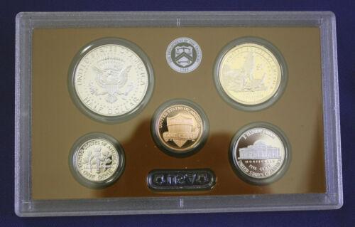 .25 set /& $1 set 2013-s U.S Clad 14 Coin Proof Set Proof Set 3 sets in 1
