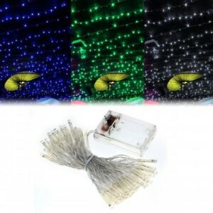80-LED-White-Blue-Green-Light-String-Christmas-Wedding-Xmas-Party-Outdoor-Lamp