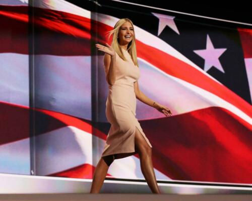 Ivanka Trump 8x10 Photo #A84