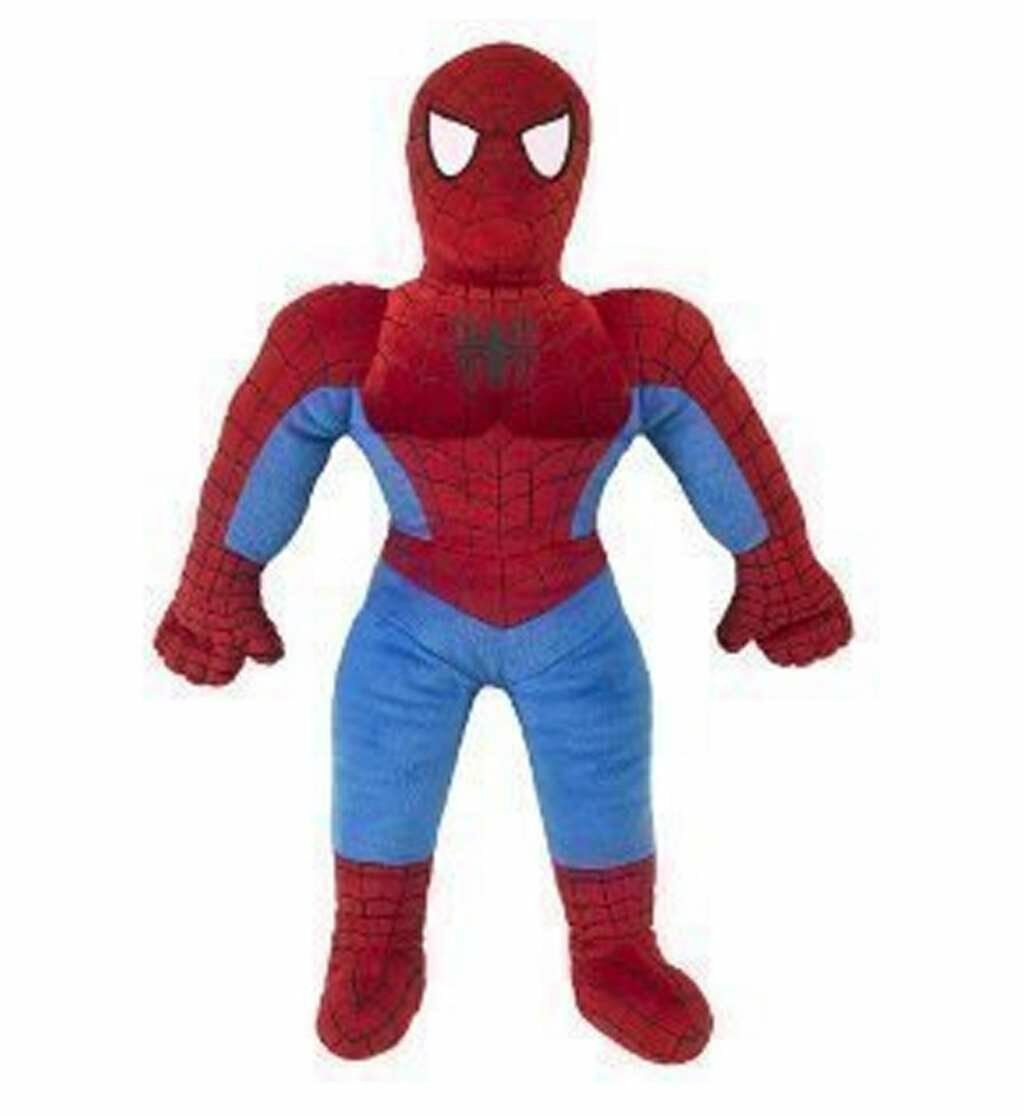26 26 26  Spider man Spiderman Cuddle Pillow Pal Plush Toy by Marvel-New  9a5