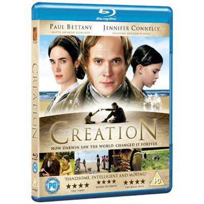 Creation Blu-ray (2010) Jennifer Connolly ***NEW***