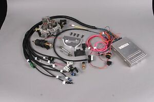 gm tbi wiring harness stand alone ls tbi - throttle body fuel injection kit for most 6 cyl ... #10