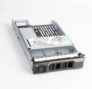 Dell-3-5-034-HYBRID-TRAY-CADDY-with-2-5-034-adapter-PowerEdge-R320-R420-R520-R720-USA