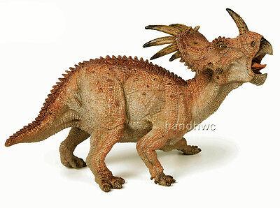 Papo 55020 Styracosaurus Prehistoric Dinosaur Animal Model Toy Figurine - NIP