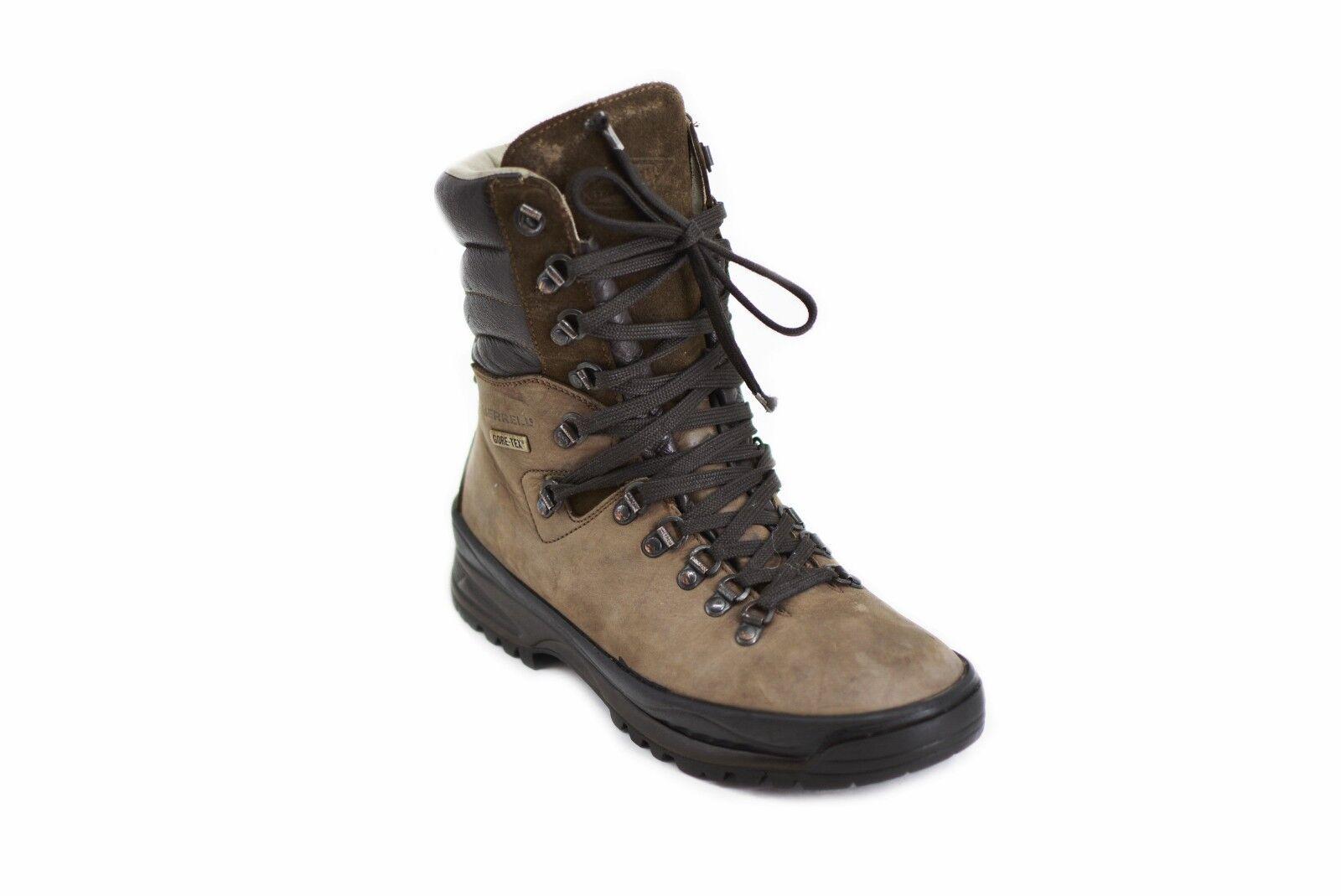 Merrell Mujer Para Caminar botas Gore Tex Talla 40 Mounty Trek Original