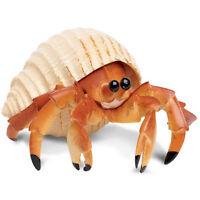 Hermit Crab Incredible Creatures Figure Safari Toys Educational