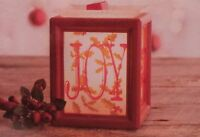 Ambi Escents Windows Of Joy 6 Plug-in Table Wax Warmer For Scented Cubes