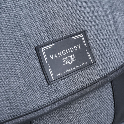 "VanGoddy Shoulder Messenger Travel School Bag For 10.1/""-17.3/"" Laptop//iPad//Tablet"