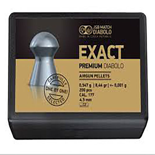 JSB esatta Premium PELLETS .177 Air Rifle TIRO