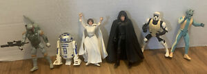 1995-1996-Kenner-Action-Figures-Star-Wars-Luke-Skywalker-Bobba-Fett-R2d2