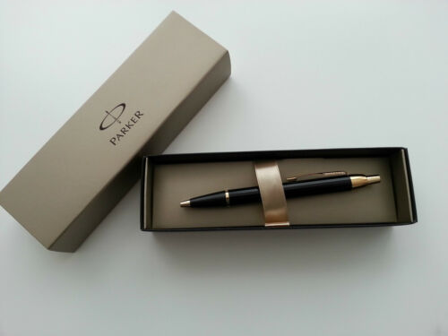 Personalised Engraved Parker IM Ballpoint Pen   GIFT Box option GREAT PRESENT