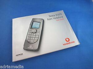 Nokia 9300i Communicator Bedienungsanleitung Book Anleitung Deutsch Guide 9300 i