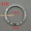 40mm-Red-Black-Blue-Green-Ceramic-Titanium-bezel-insert-fit-GMT-automatic-watch thumbnail 17