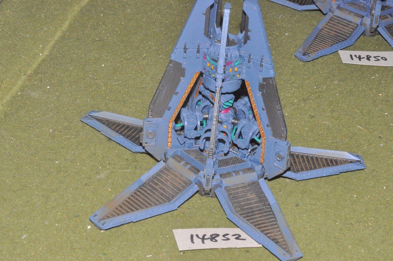 25mm sci-fi landing pods (as photo) scenery terrain (14852)