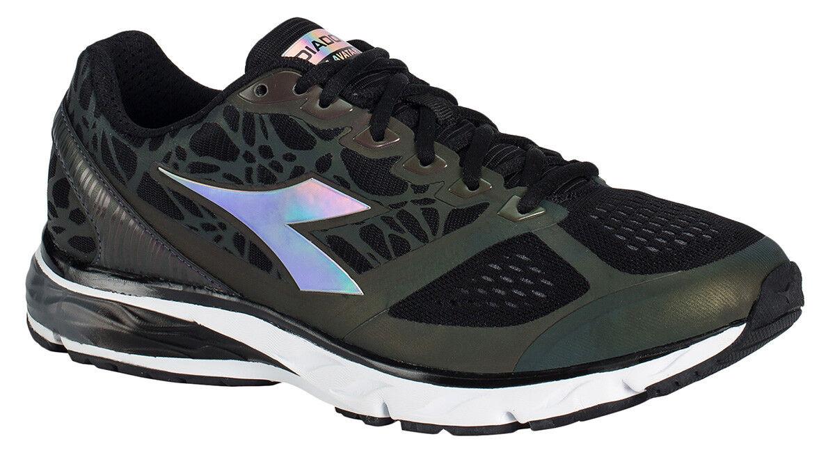 Diadora Running zapatos Tenis Para Correr Hombre Mythos azulshield azulshield azulshield Cadera Negro Negro 1a4691