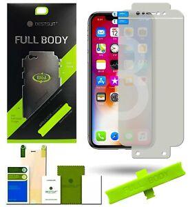 Bestsuit Lámina Protectora Para IPHONE X 10 Cristal Burbuja-Libre Aplicador Tool
