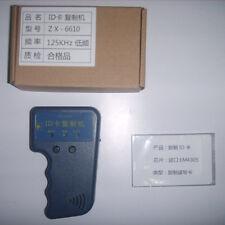1PC Handheld 125Khz RFID Duplicator Copier Copy Writer for EM4100 Card Tag