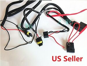 s l300 xenon h4 9003 hid relay wiring harness hi lo controller high low h4 hid wiring harness controller at creativeand.co