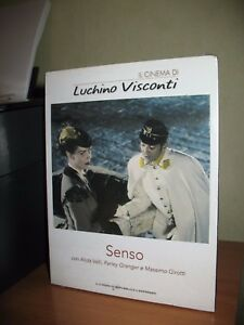 SENSO-DVD-NUOVO-SIGILLATO-IL-CINEMA-DI-LUCHINO-VISCONTI