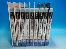 PS3 THE Idol master Cinderella Girls Gravure for you G4U Vol.1-9 Set Japan