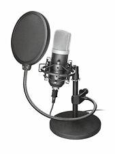 Artikelbild Trust Emita USB Studio Microphone Tisch-Mikrofon Kondensator-System 20-20000 Hz