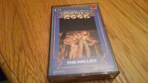 The Hollies Self Titled with paper label History of Rock 42