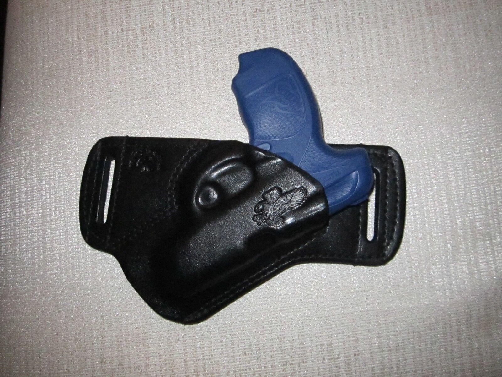 Taurus Spectrum SOB formed Leder belt holster