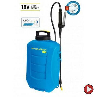 Matabi 16L Knapsack Sprayer Supergreen