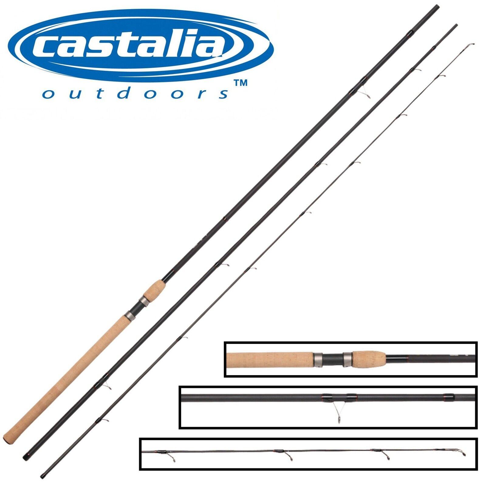 Castalia Match Pro 420cm 5-25g - Matchrute Angelrute Forellenrute