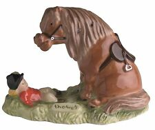 Thelwell John Beswick Talk To Your Pony Brown Horse Figure 8.6cm JBT4BR RRP£28