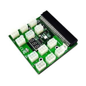PCI-E-12V-Breakout-Board-Adapter-for-HP-750W-1200W-1500W-Server-Power-Supply