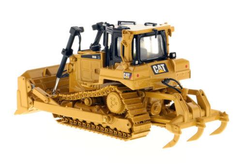 Dcm85910 - Caterpillar D6r Équipé Du Ripper Accompagné D'une Figurine 1/50