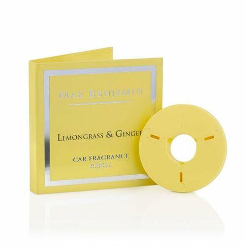 Max Benjamin Nachfüller Autoduft Classic Lemongrass /& Ginger