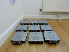 joblot X 9 Cisco AIR-AP1232AG-E-K9 Wireless Access Point . FREE UK SHIPPING