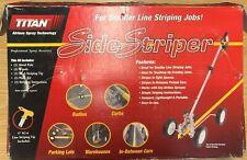 Titan Airless Spray Sidestriper 4 Sc 6 New Open Box Ships Free