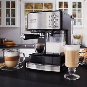 Image Is Loading New Mr Coffee Barista Espresso Cuccino Maker Automatic