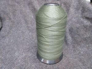 Shoemaker-Sattler-Schuster-Thread-Roll-Canvas-Canopy-Yarn-8-3-Singer-Eagle-Army