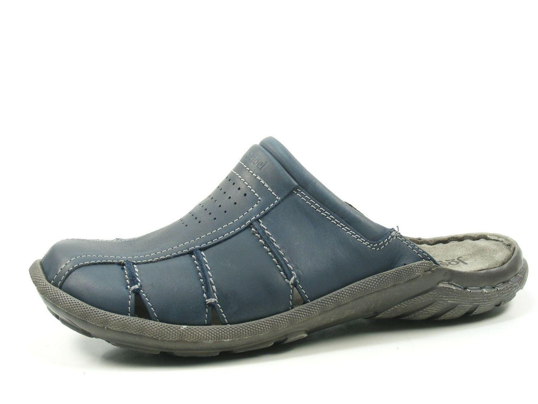 Josef Seibel 12607-97513 Logan 22 Chaussures Hommes Sandales Mules
