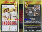film VHS INDOCINA 1993 Deneuve Perez Yanne SIGILLATA NEW Panorama (F65 *) no dvd